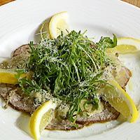 Kalv med tunfisksaus - Vitello tonnato -