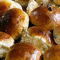 Saftige magre hveteboller - Her får du noen deilige, magre hveteboller. Og du, de er litt magrere...