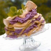 Marens pannekaker med sitronkrem -