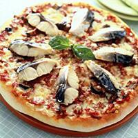 Makrellpizza -