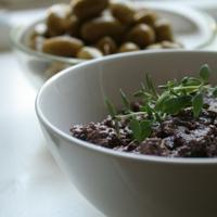 Klassisk tapenade -