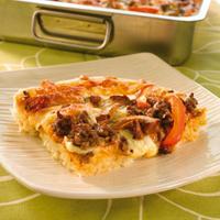Go' gammeldags pizza - Dette er god og raus pizza uten dill dall, slik vi ble kjent med den i barndommen.