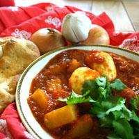 Indisk eggekarri -
