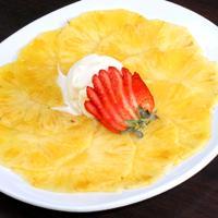 Ananascarpaccio -