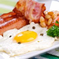 Full English - Engelsk frokost -
