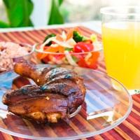 Jerk-kylling -