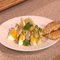 Kedgeree - asiatisk -