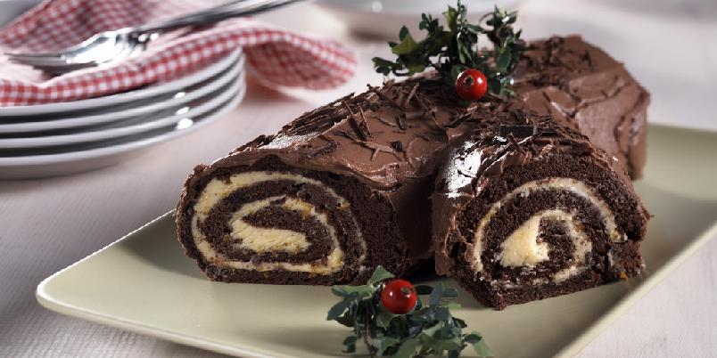 Julekubbe - Dette er en fransk klassiker. God både til jul og ellers i året.