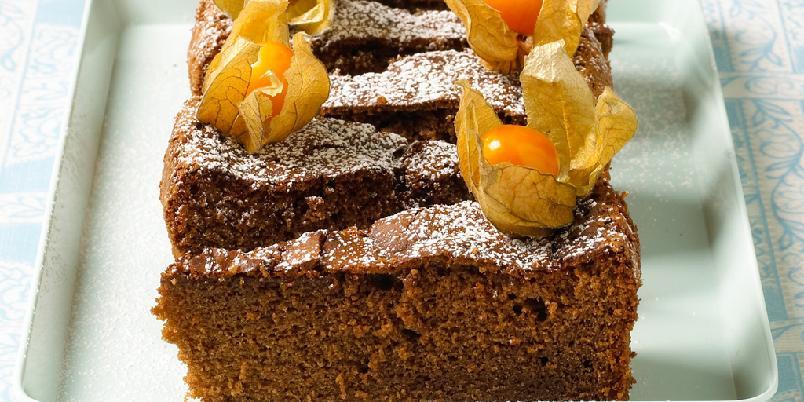 Mormors sjokoladekake - Denne kaken er så saftig at glasur ikke er nødvendig.
