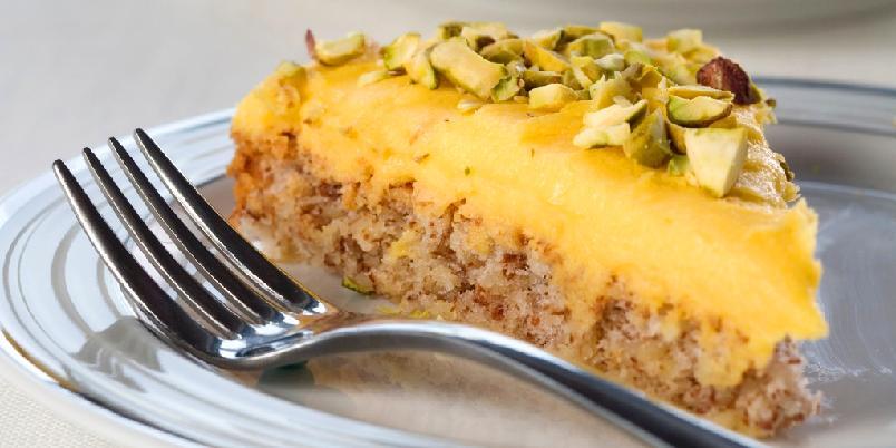 Suksessterte - Denne kaken er manges favoritt og finnes på de fleste kakebord i festlige lag.