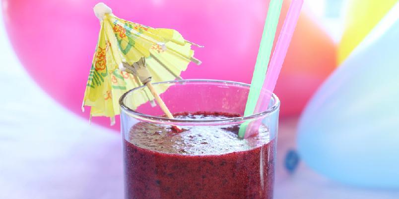 Sleip barnesmoothie - Slik lurer du barna: ha i brokkoli og salat. I denne sleipe smoothien merker de ingenting!
