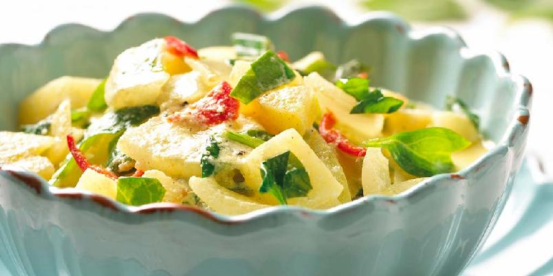 Vegetarkarri - Denne porsjonen med vegetarkarri er en mettende middag for to - med f.eks. brød til. Ønsker du å servere den som tilbehør kjøtt eller fisk, så holder den til fire porsjoner.