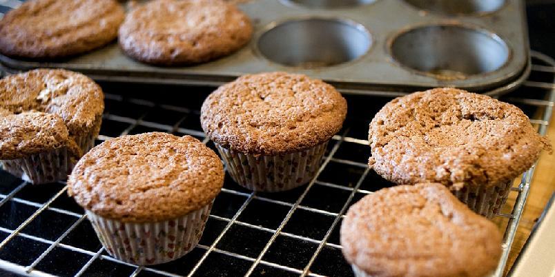 Muffins med overraskelse - Dette er Marit Røttingsnes Westlies geniale muffins med innebygget overraskelse...