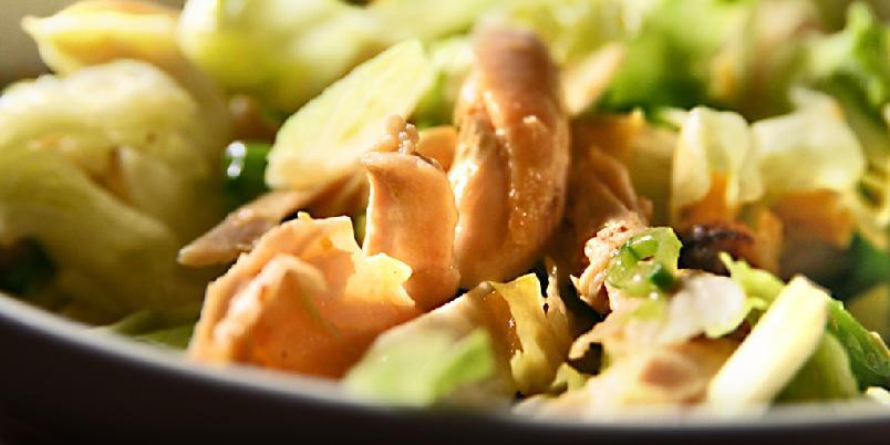 Rask kyllingsalat - Denne middagen har du alltid tid til...