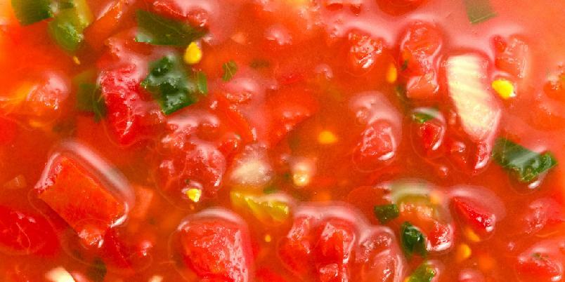 Chili-saus til taco - Dette er en superenkel chilisaus som funker veldig bra til taco. Den kan justeres med krydderier som du liker, men funker bra som utgangspunkt.