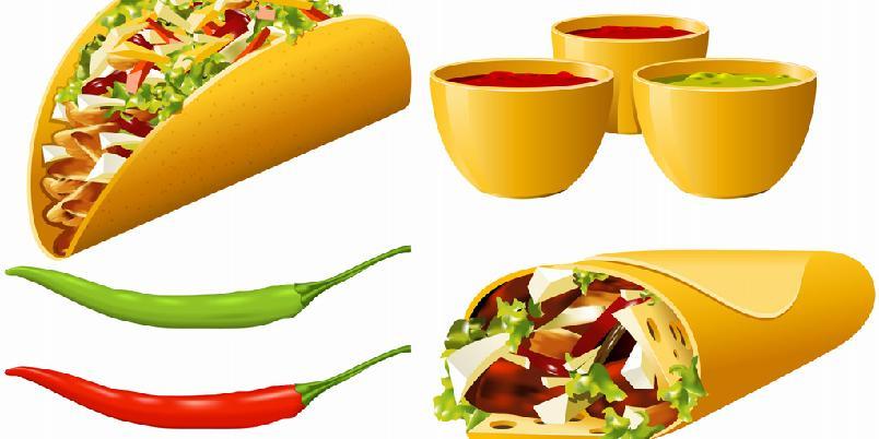 Taco-krydder - Du kan lage ditt egen tacokrydder. Dette er et utgangspunkt som du kan justere selv etter hva du liker.