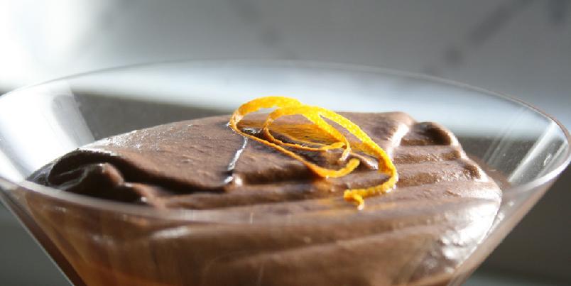 Sjokolademousse - Dette er en klassisk og enkel oppskrift på sjokolademousse.