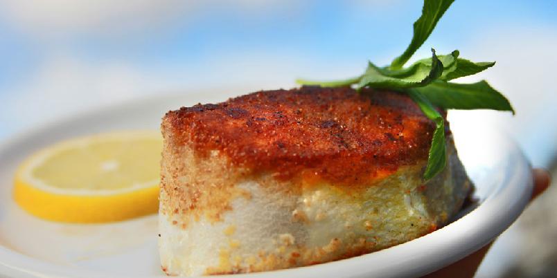 Panert torsk - Panert fisk er ikke populært lenger, men stadig like godt.