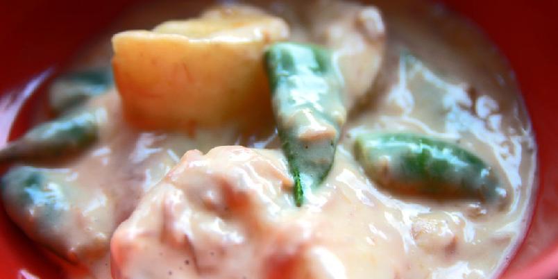 Tunfisk med aioli - Det er utrolig hvor god mat man kan lage av en boks med tunfisk.
