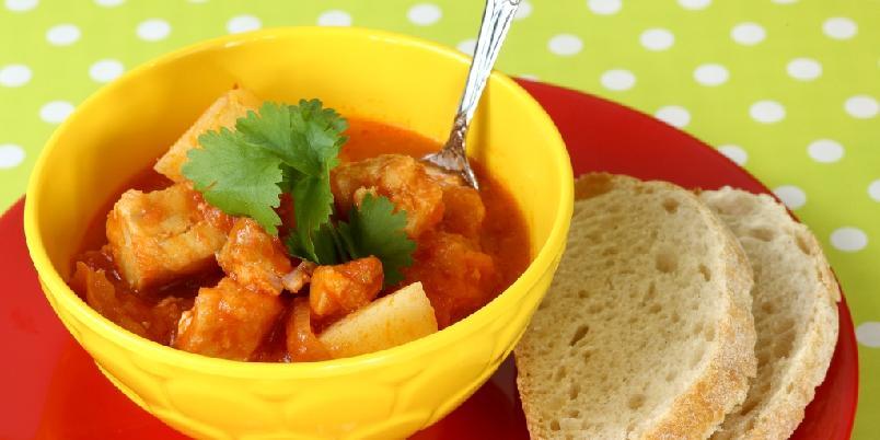 Hverdags-bacalao - Denne middagen er kjapp, sunn og barnevennlig.