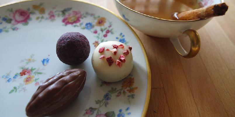 Chili & mojitokonfekt - Her er noen deilige konfektbiter du kan lage...