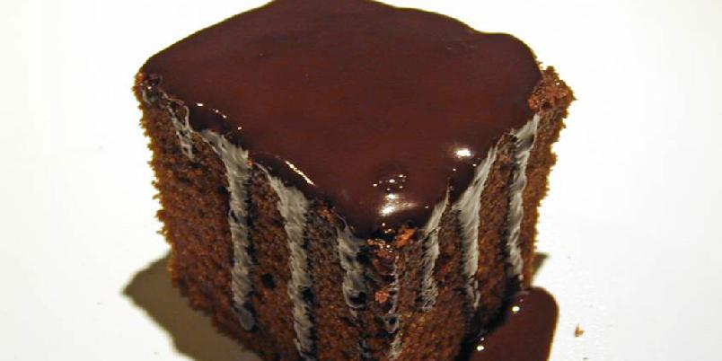 Sjokoladekake Aérien - Her er kommer enda en godbit fra Clotilde. En herlig og enkel sjokoladekake.