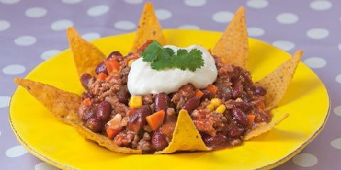 Chili con carne - Litt krydder i hverdagen. Chili con carne er en super rett som kan lages både til fest og til hverdags.
