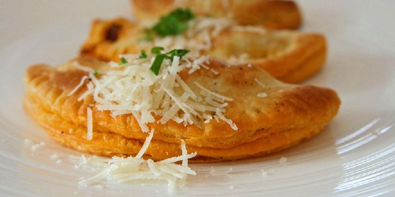 Empanadas - Slik lager du de meksikanske godbitene.