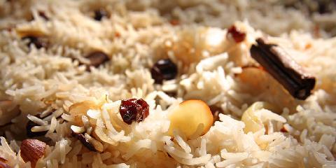 Ris som smaker - En enkel måte å få risen til å smake skikkelig på.