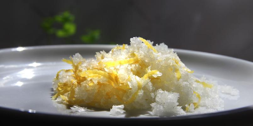 Sitronsalt - Dette saltet gjør veldig mye mat litt bedre.
