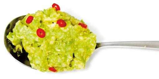Guacemole - Mild, grønn og god.