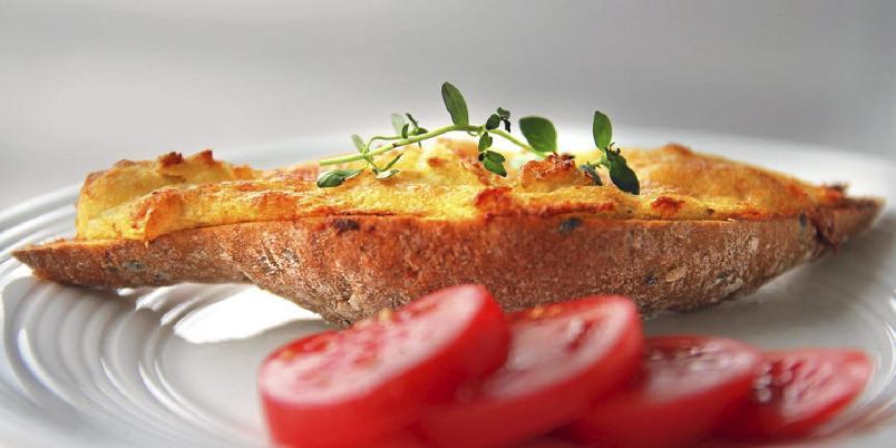 Brandade - klippfisk - En smørbrød med klippfisk er gyllen tradisjonsmat.