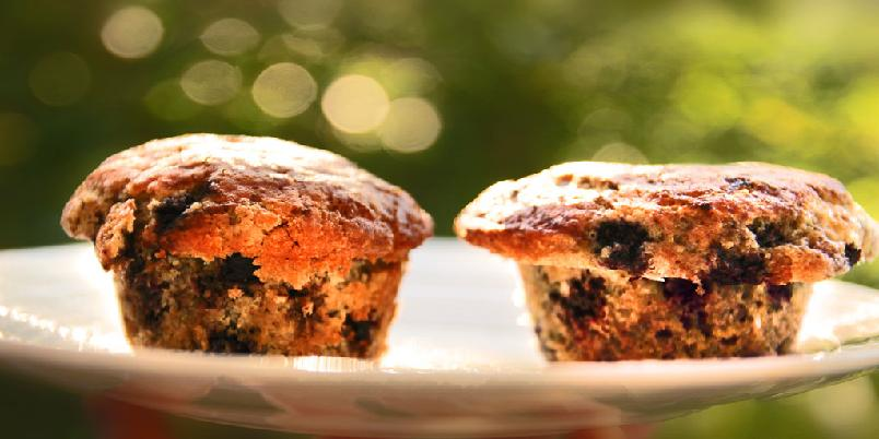 Muffins med blåbær - Gode muffins må ha en god oppskrift i bunnen.