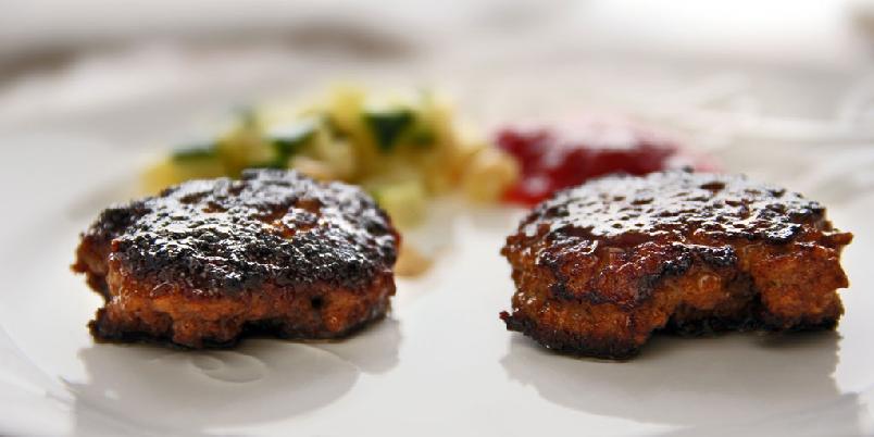 Wallenbergare - svenske kjøttboller - Dette er svenskenes luksusversjon av kjøttboller.