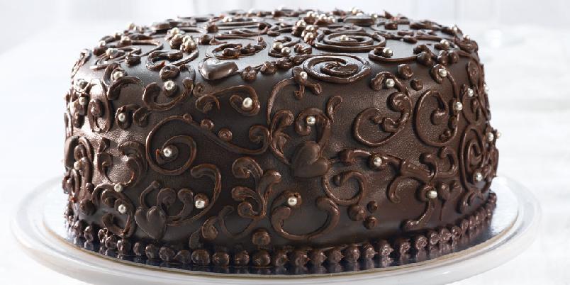 Dronningens drømmekake - En sjokoladekake som får deg til å drømme.