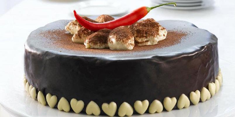 Meksikansk sjokoladedrøm - I denne sjokoladekaken er det chili.