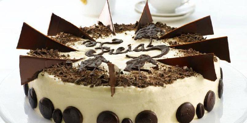 Dronningens favorittkake - Dette er en av sjokoladekakene som kom til finalen...