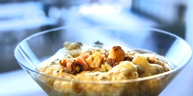 Semifreddo - Denne desserten er halvfrossen. Og helgod!