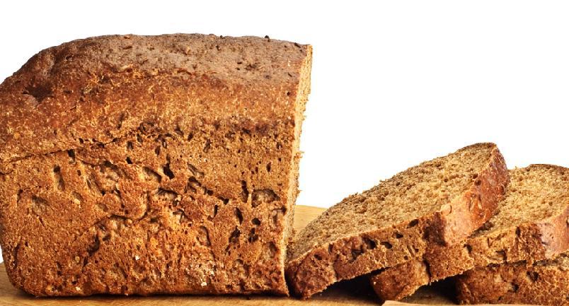 Ellens beste brød - Fullkornsbrød uten gluten