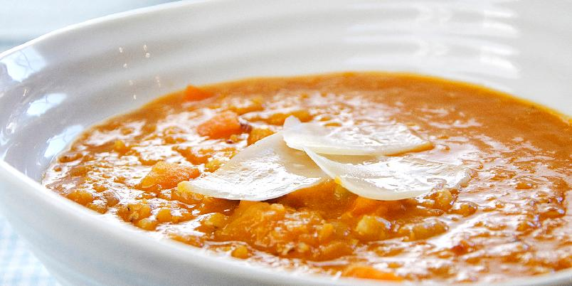 Linsesuppe -