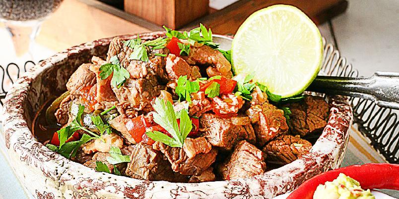 Chili con carne med jalapeño - Chili con carne med masse smak!
