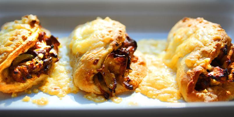 Empanadas fra Mexico - De gode, varmende empanadasene fra Mexico liker alle.