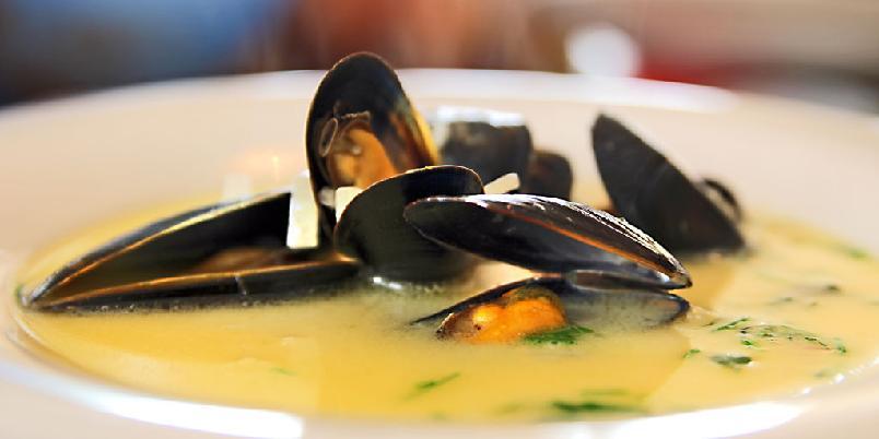Fiskesuppe - I denne fiskesuppen kokes ikke fisken.