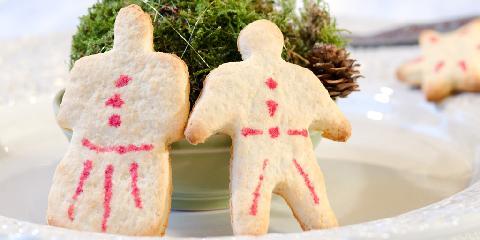 Julemenn - Julemenn bakes stort sett på Vestlandet. Dette er oppskriften til Whenve Andersen i TV2 som alle blir fornøyde med.