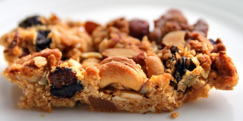 Granola med valnøtter - Denne er så god at du kan spise den til frokost.