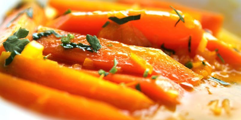 Gulrøtter med safran - Trenger du en ny variasjon på gulrøttene, prøv disse!