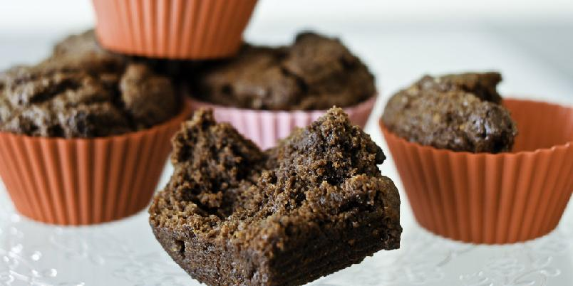 Kokos- og sjokolademuffins - Glutenfrie muffins? Laktosefrie muffins? Ja, her er oppskriften.