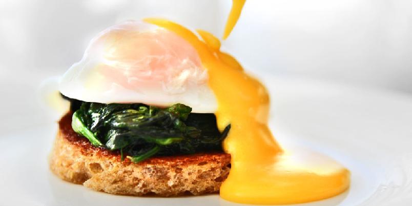 Eggs Florentine - Slik har du kanskje ikke smakt egg før...
