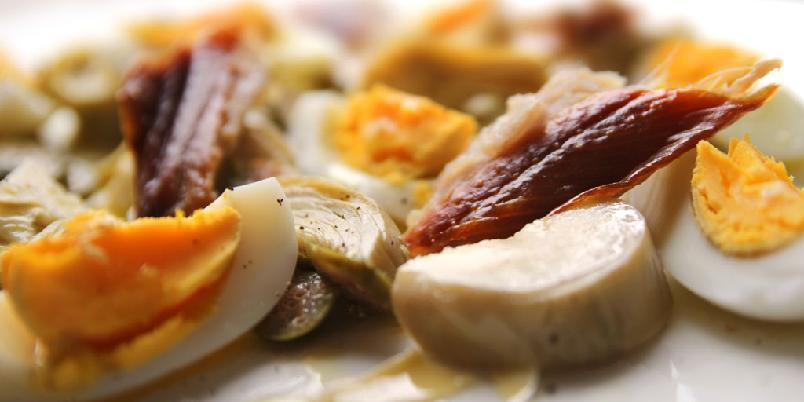 Egg og røkt fisk - Middag på 20 minutter med egg og røkt fisk. Ja, det er rask mat.