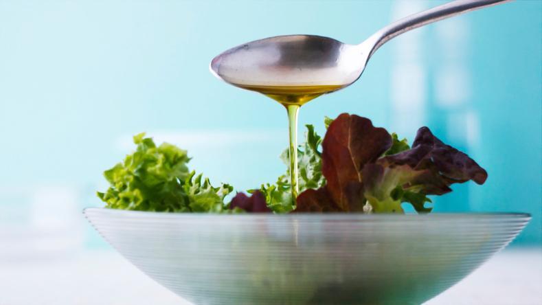 Sennepsvinaigrette - Bruk denne på salater, i coleslawen eller på bakte eller kokte grønnsaker.